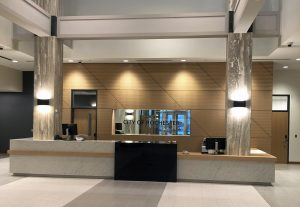 Rochester Police Front Desk 3